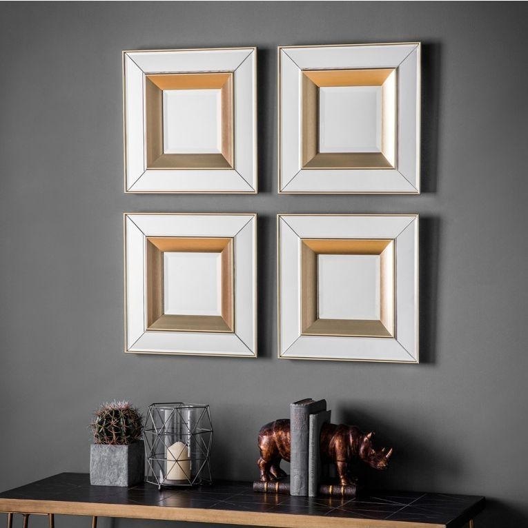 Gallery Direct Phantom Square Mirror