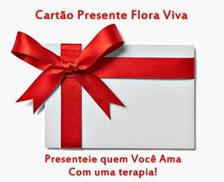 RBE Terapia Complementar: Cartão Presente Flora Viva