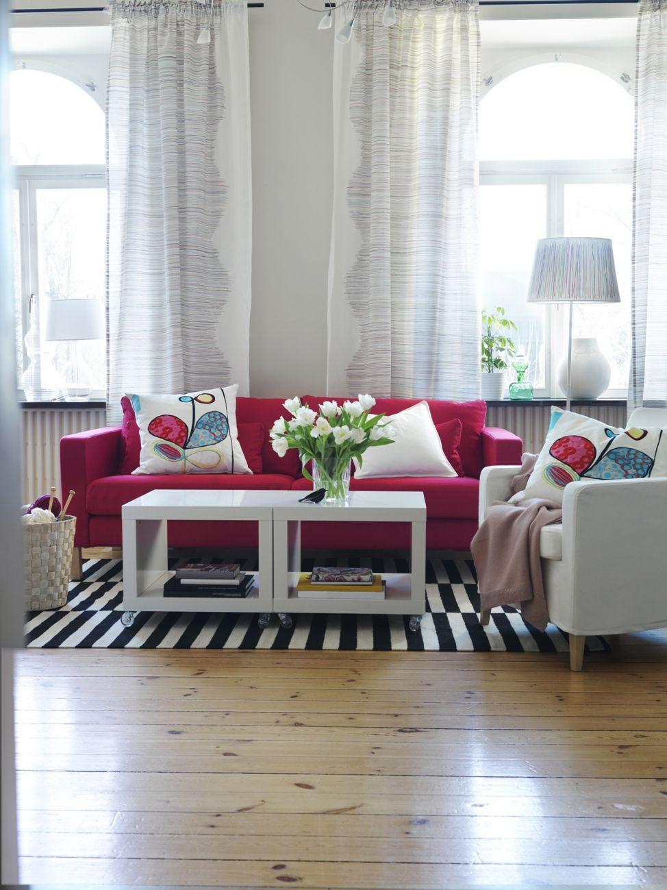 Η σελίδα 154 του νέου καταλόγου ΙΚΕΑ 2013! | Red sofa ...