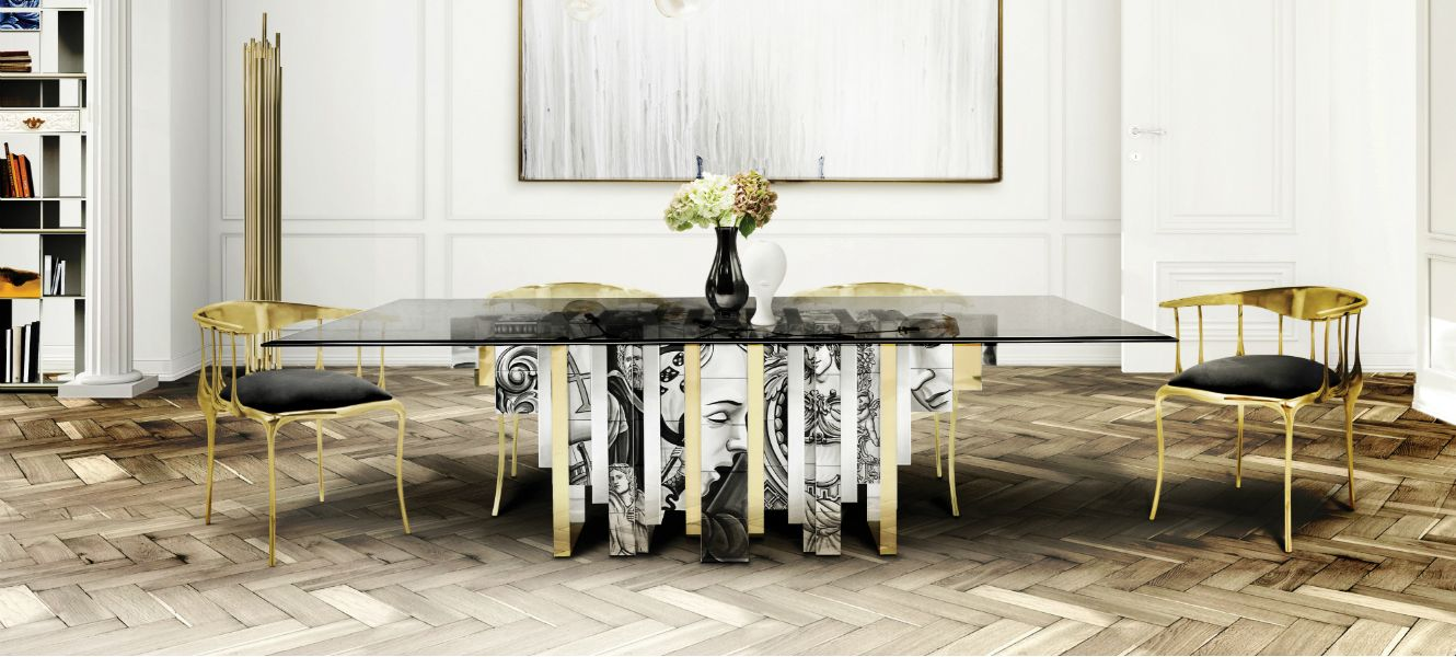 Heritage Dining Table Exclusive Furniture  Painted Tiles High Fascinating Heritage Dining Room Furniture Inspiration