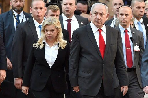Israeli PM Benjamin Netanyahu sheds statesmanlike persona as - what is presumed