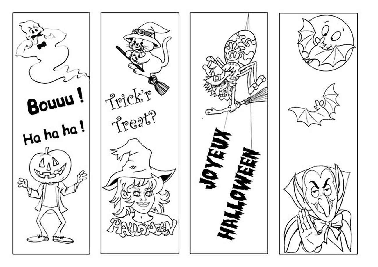 Pour imprimer ce coloriage gratuit «coloriage-halloween ...