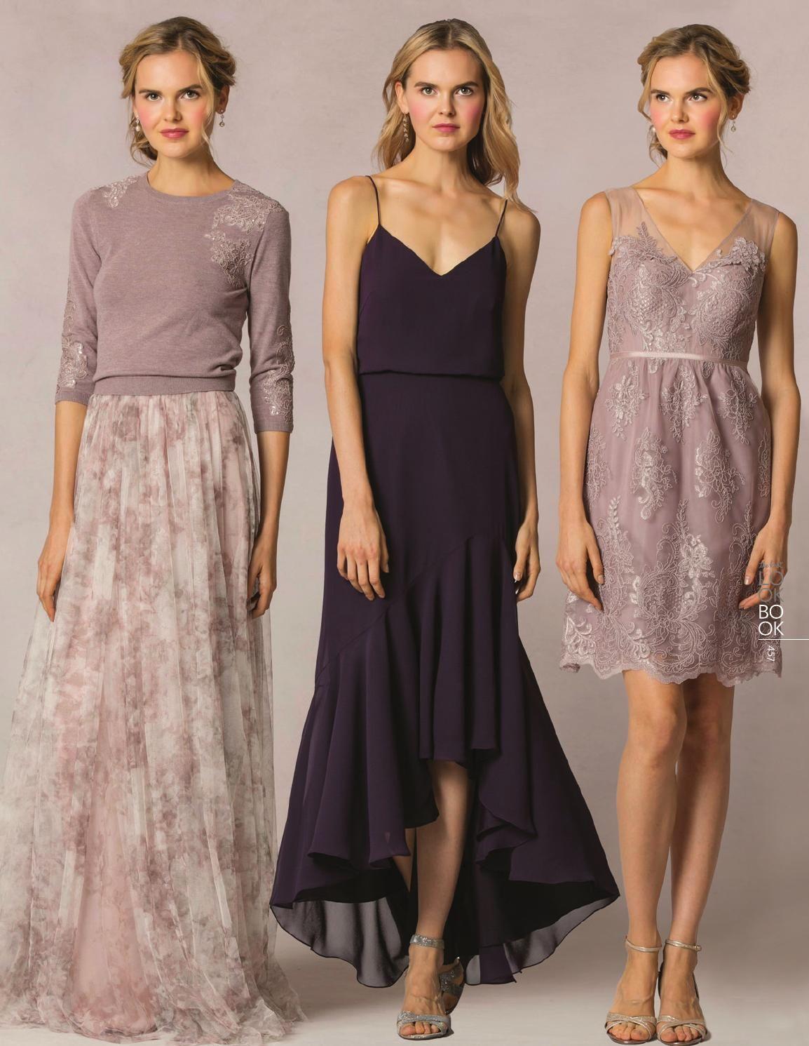 The Knot Spring 2016 Bridesmaid dresses, Dresses, Bridesmaid