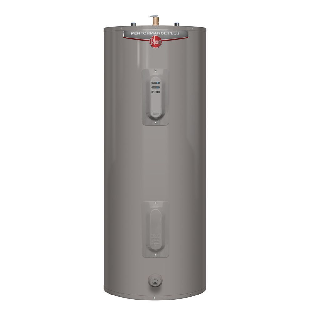 Performance Plus 39 Imperial Gal Electric Water Heater With 9 Year