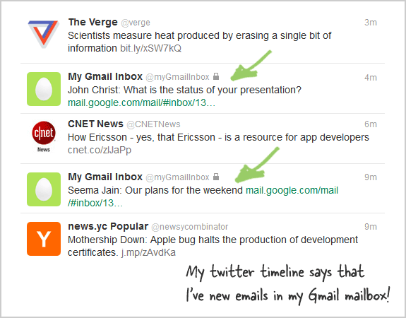 How to Get SMS Alerts for Gmail via Twitter | Tips & Tricks