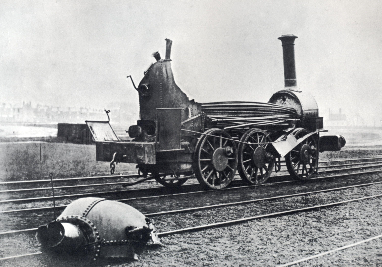 steam train 1850 Gallery