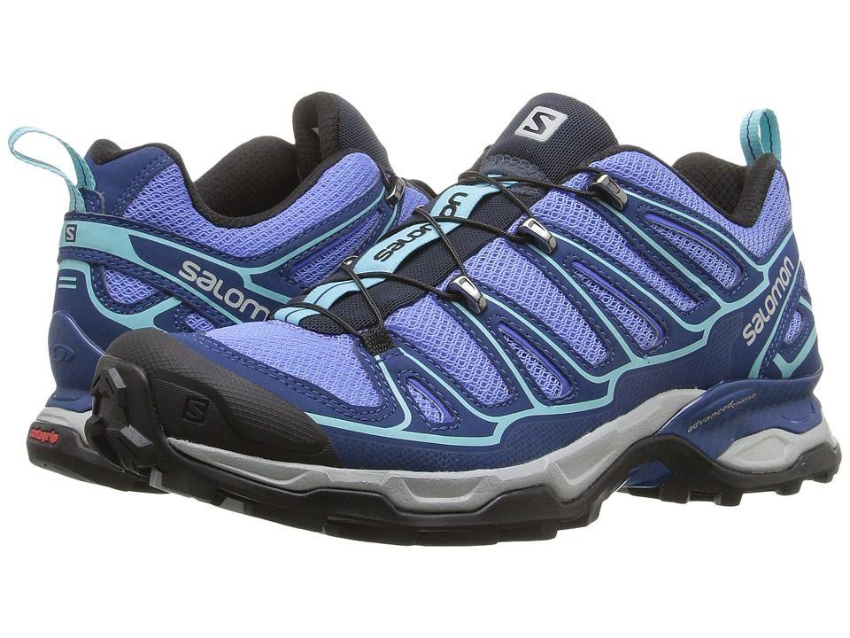 9e614d950173 SALOMON SALOMON - X ULTRA 2 (PETUNIA BLUE MIDNIGHT BLUE WILD VIOLET) WOMEN S  SHOES.  salomon  shoes