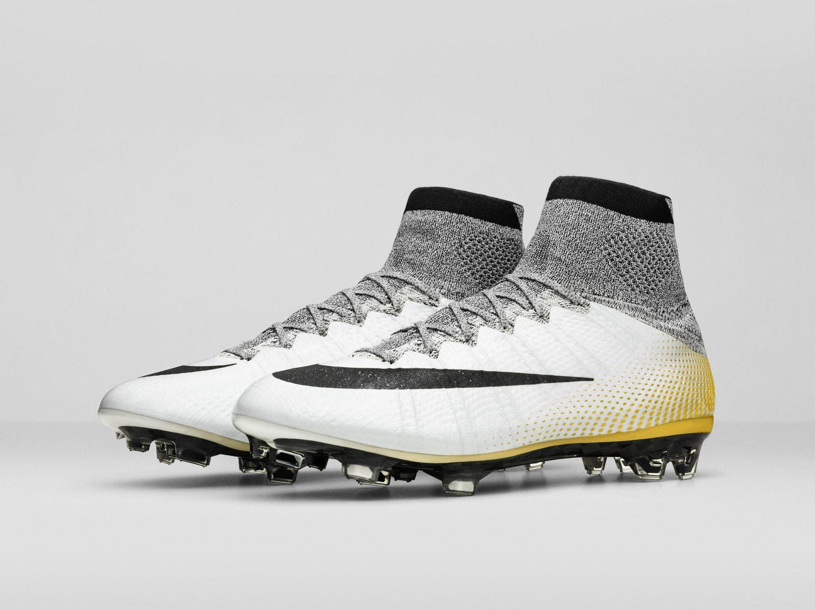 298a8c3e41e4fd Football Boots Nike Mercurial Superfly CR7 324K Gold.  Real  Madrid ...