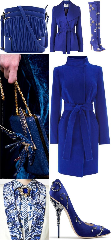 Suéter Azul: Cor do ano 2020 - Pantone Classic Blue #pantone2020