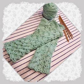 ▷ Manchettes tendance tricotées avec la merveille de la chaussette – Instructions | sockshype.com   – Stricken