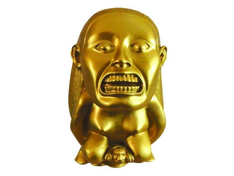 Indiana Jones Fertility Idol Replica Bank  Hidden amongst