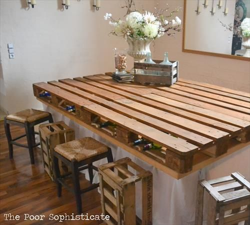 diy wooden bars  Google Search I love PALLETS Pinterest