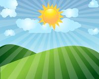 Sunrise Clipart #1066702 - Illustration by Cory Thoman