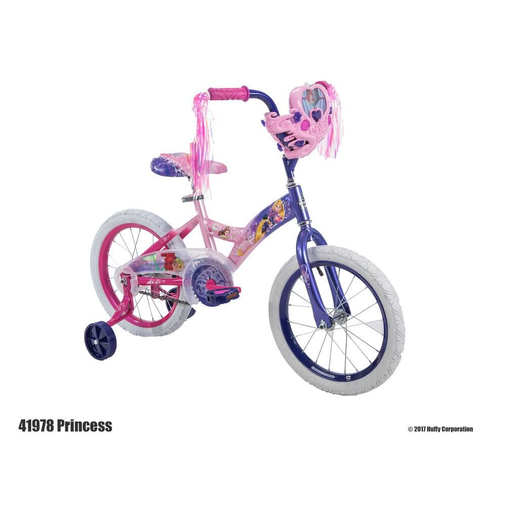 16 Inch Toddlers Kids Bike Bicycle With Training Wheels Tricycle