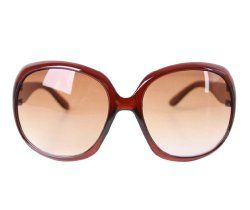 Amazon Daily Deal niceeshop Fashion Vintage Oversized Frame Sunglasses $2.59 Free Shipping