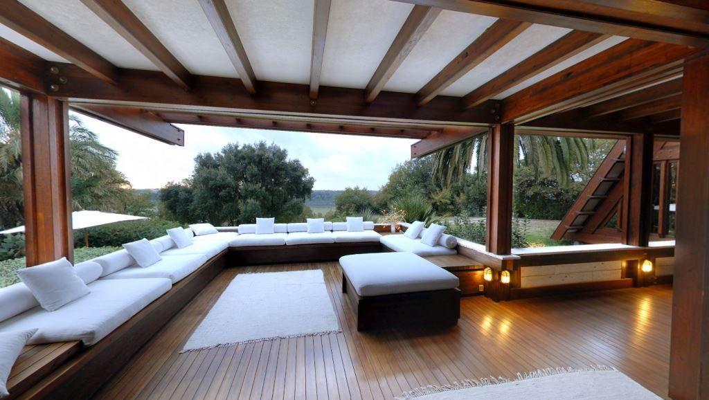 pagano system case in legno veranda esterni case di