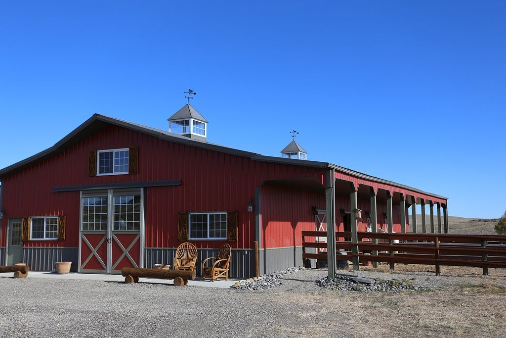 23 Carter View Dr, Cody, WY 82414 | Zillow | Horse | House