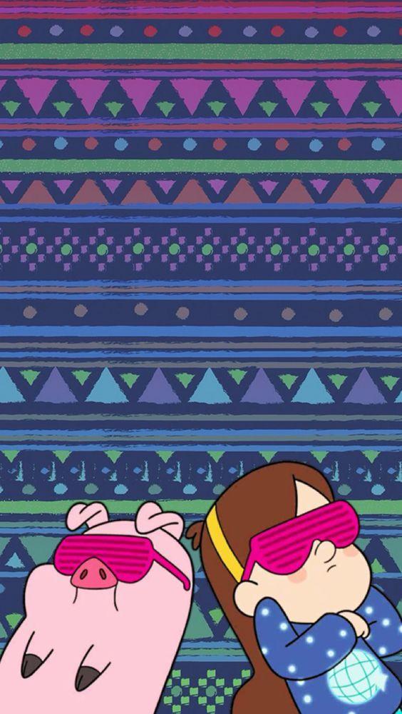 Gravity Falls Iphone 7 Plus Wallpaper Gravity Falls