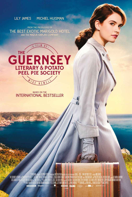 Guernsey The guernsey literary, Potato peel pie society