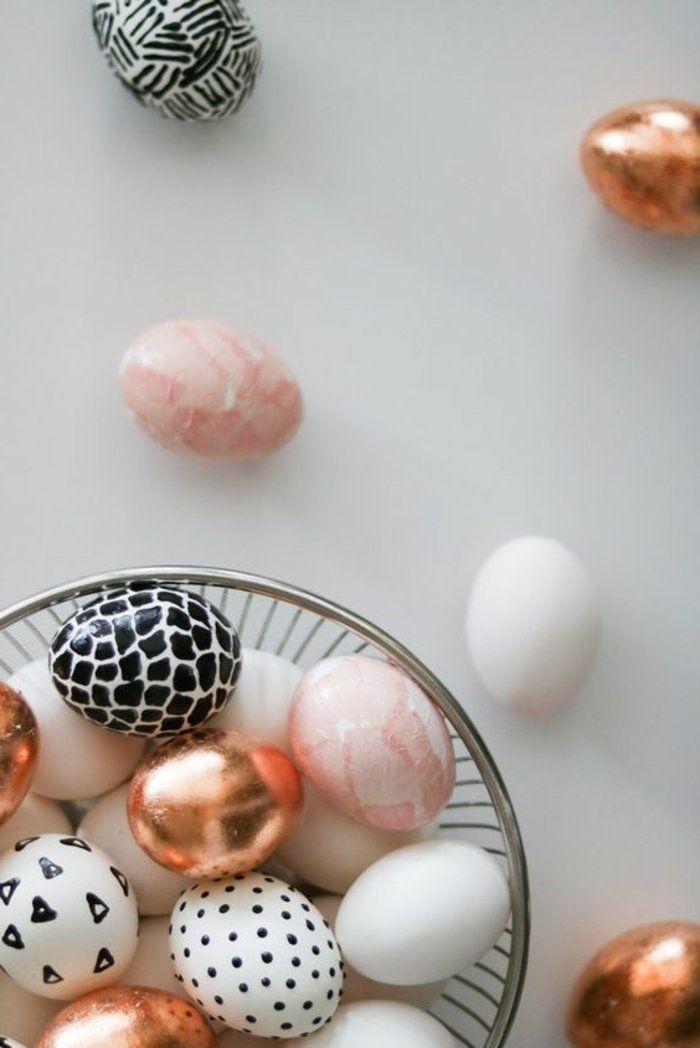 ▷1001+ pour la plus jolie décoration des oeufs de Pâques