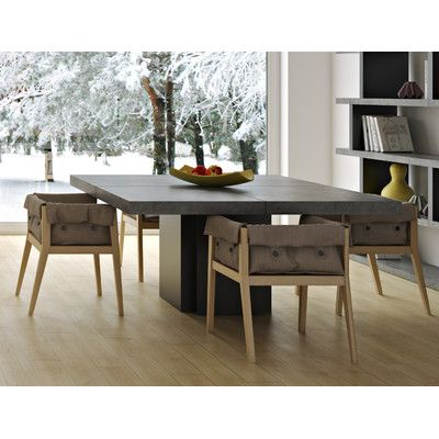 Corrigan Studio Dion Dining Table Size 30 H X 5 Dining Table