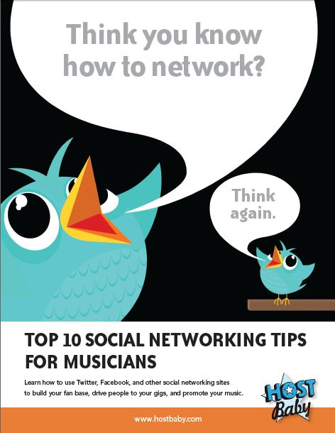 Music social networking sites