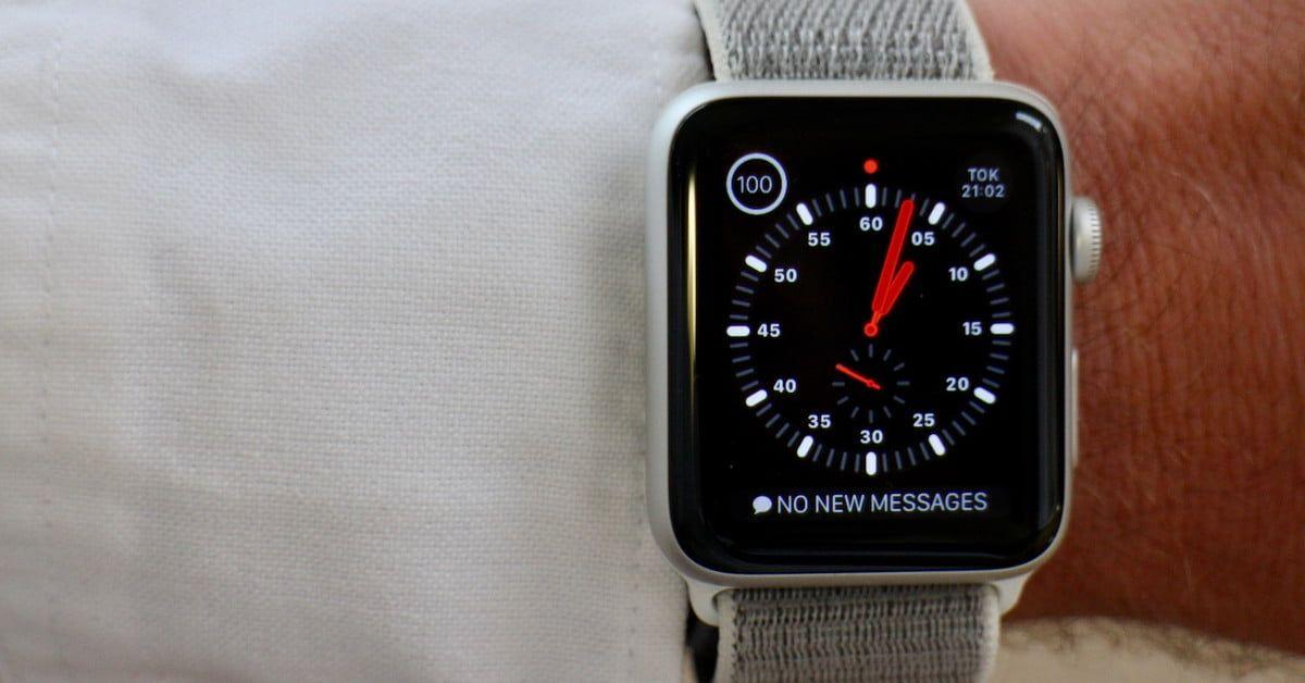 Apple Watch Lawsuit Alleges Widespread Screen Damage