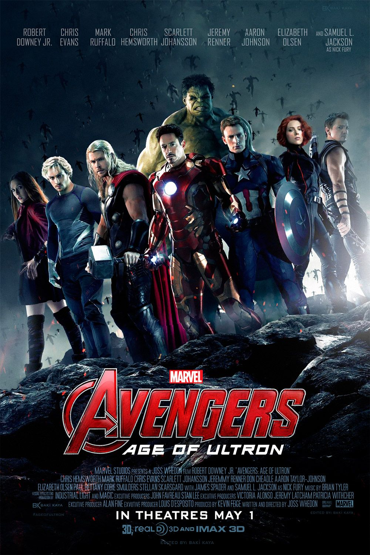 Avengers Age of Ultron (Movie) Comic Vine Movies