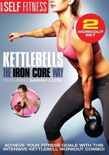 Best Buy Best Self Fitness Kettlebells The Iron Core Way Dvd Kettlebell Kettlebell Training Kettlebell Workout Beginner