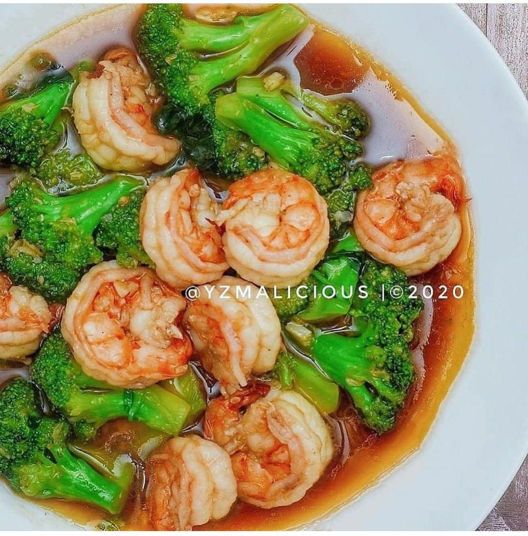 Resep Masakan Brokoli Udang Saus Bawang Putih By Yzmalicious Resep Masakan Masakan Resep Ayam Sehat