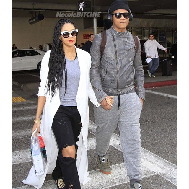 Totally diggin Tia's look!  #blacklove #tiamowry #flawless #eyespyfashionapprove
