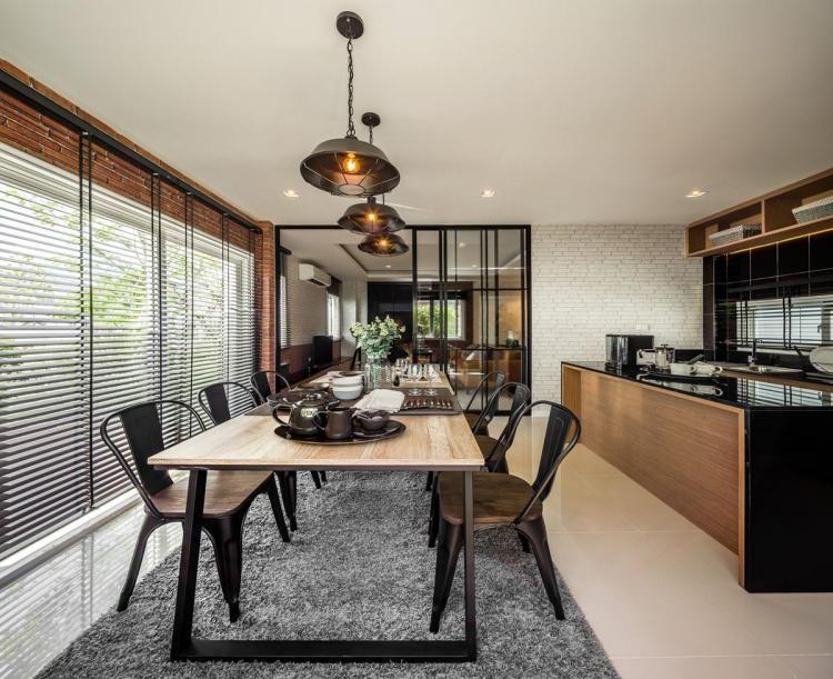 35+ Inspiring A Sprawling Modern Home in Bangkok #homedecorideas