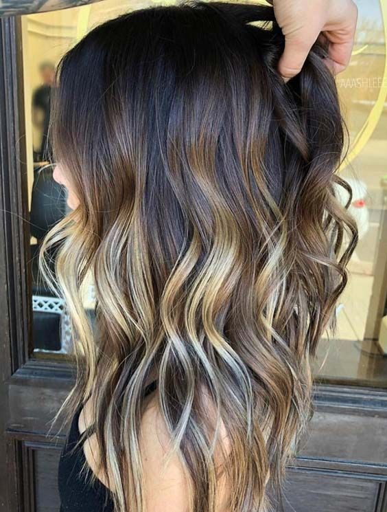 22 Best Balayage Ombre Summer Beach Waves Hair Ideas In 2018 Looking For Best Ideas Of Hairstyles To Wear In Summer Season 2 Hair Styles Hair Waves Peach Hair