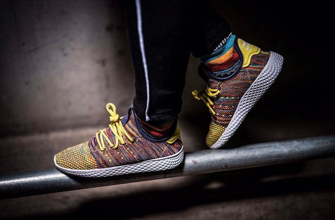 9901cac9a Preview  Pharrell Williams x adidas NMD Hu  Multicolour  - EU Kicks  Sneaker  Magazine
