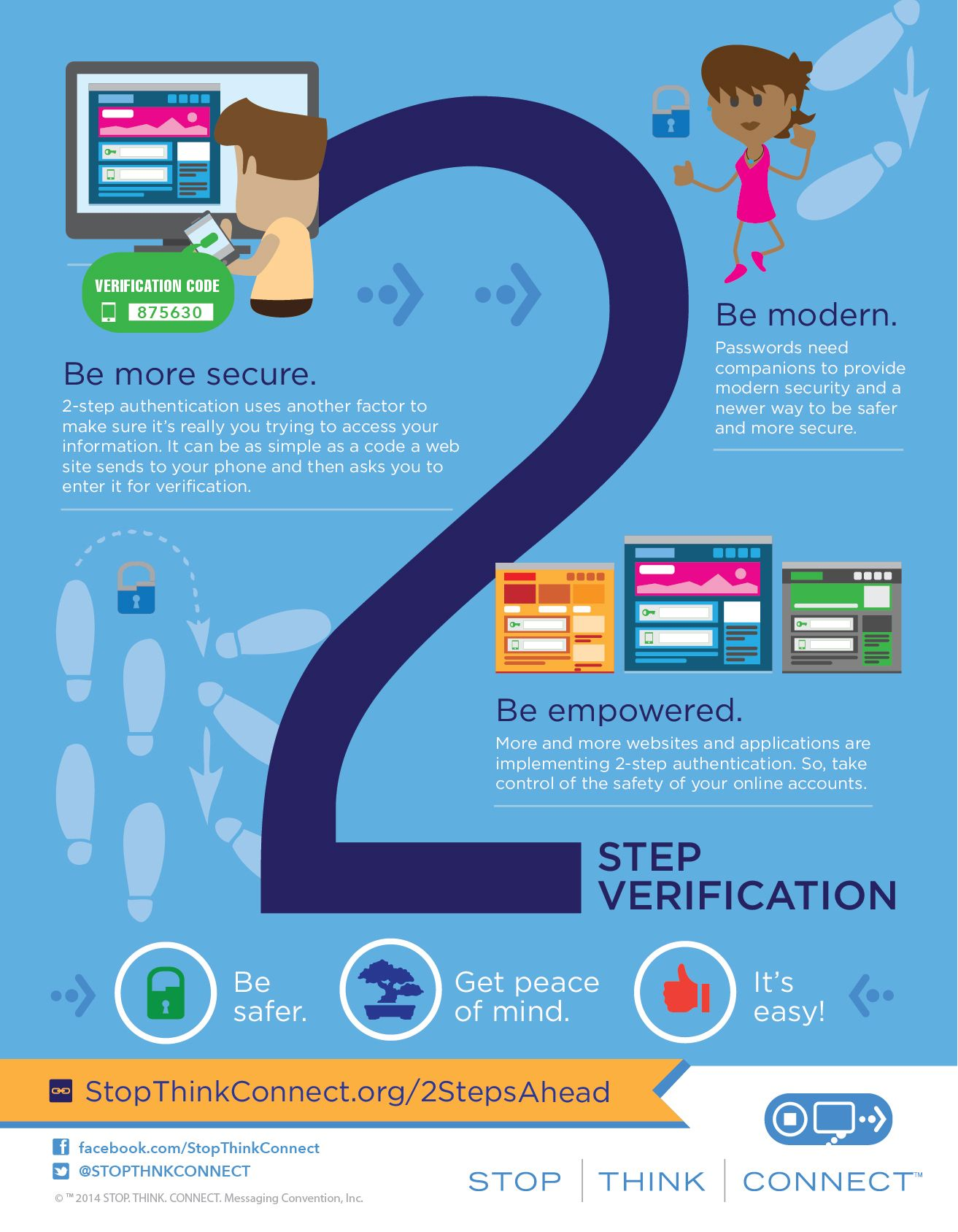 Two Steps Ahead Protecting Your Digital Life http