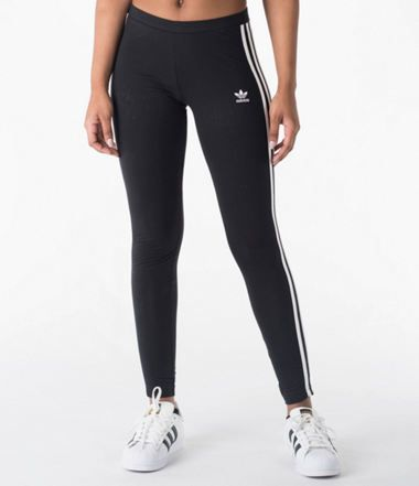 b3dc91a32b1 Women's adidas Originals 3-Stripes Leggings in 2019 | Christmas ...