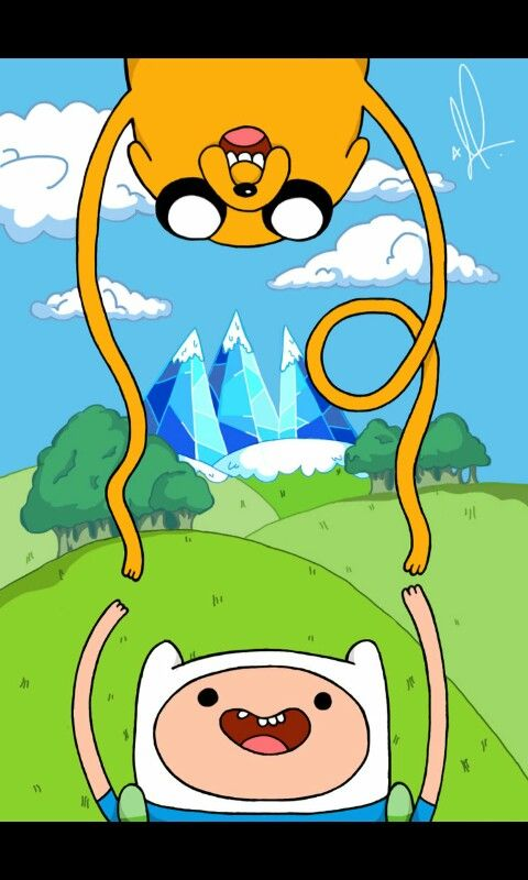 Finn And Jake Best Friends Forever Adventure Time Wallpaper Adventure Time Characters Jake Adventure Time