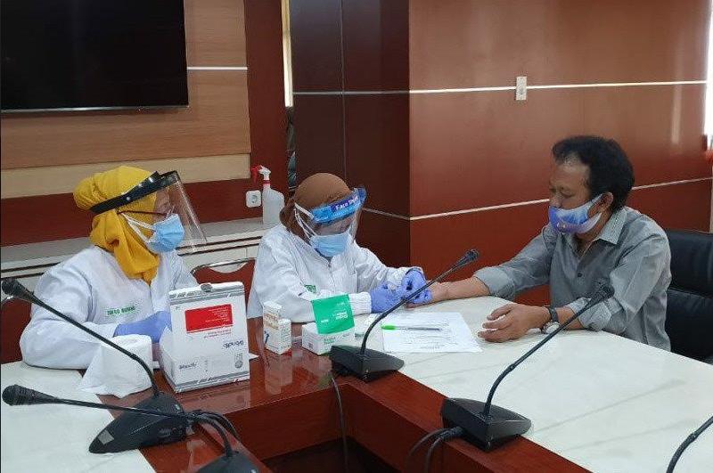 Tugas Kedewanan Tidak Terganggu Gedung DPRD Jateng Ditutup