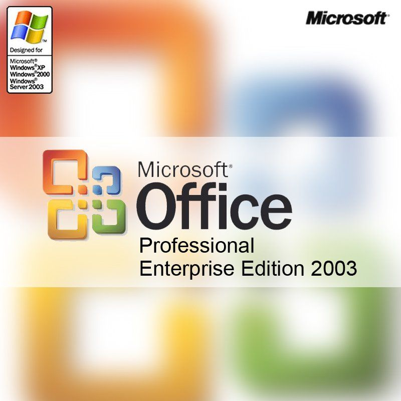 microsoft office 2003 professional download