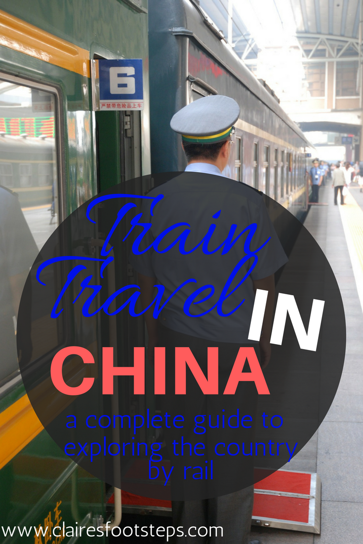 Train travel in China is a cheap and effective way to get around. Here's my complete guide to taking the trains through China!