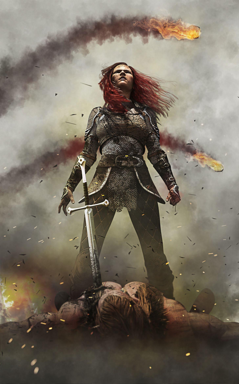 Female Warrior OC By Me in 2020 | Female knight, Final ...