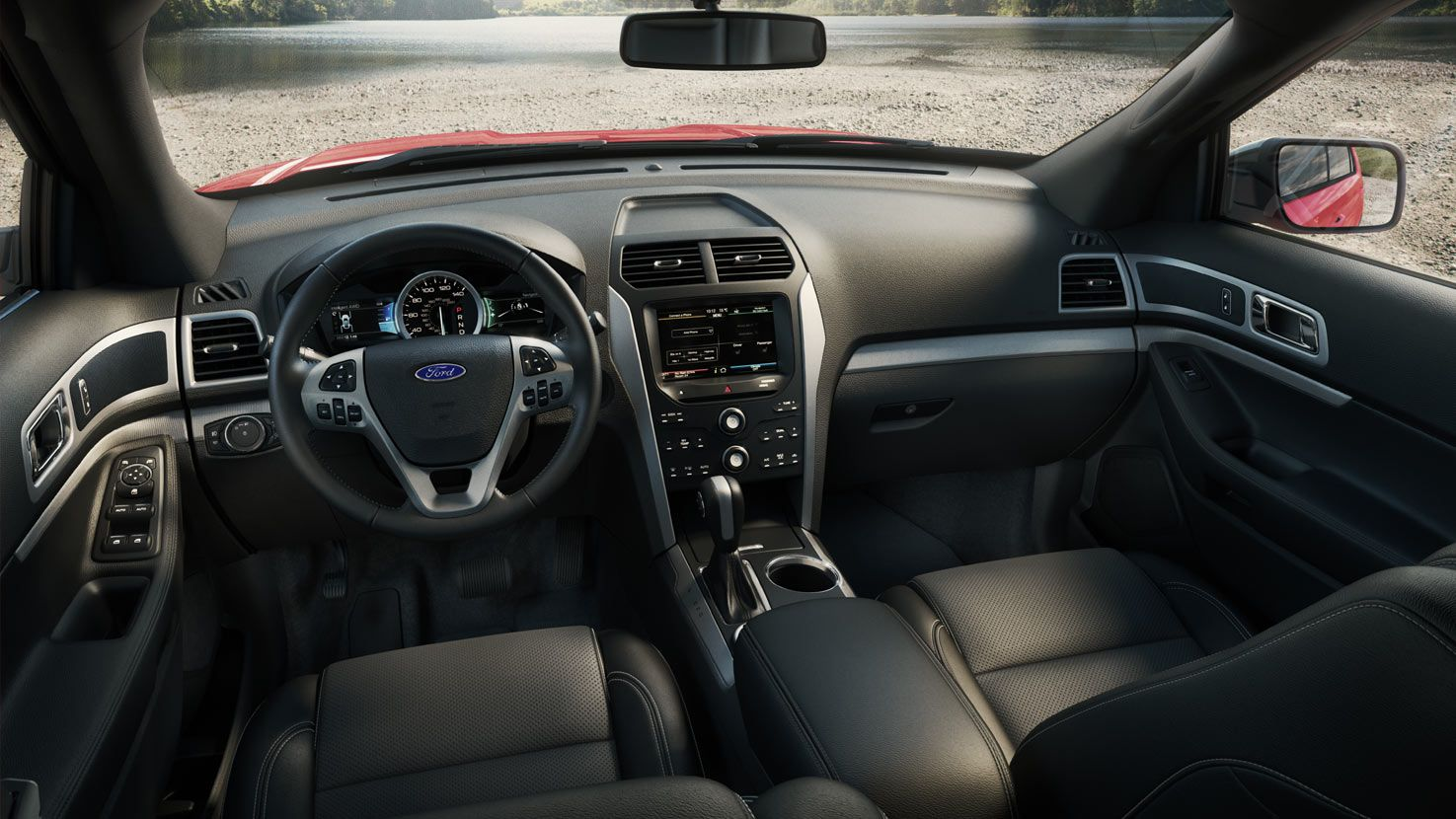 2015 Ford ExplorerInterior