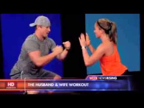 http://http://www.youtube.com/devanklinefitness  It Takes 2 to Make a Workout Go Right!