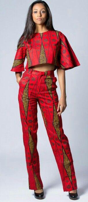 ♡African Fashion by COLUFashion