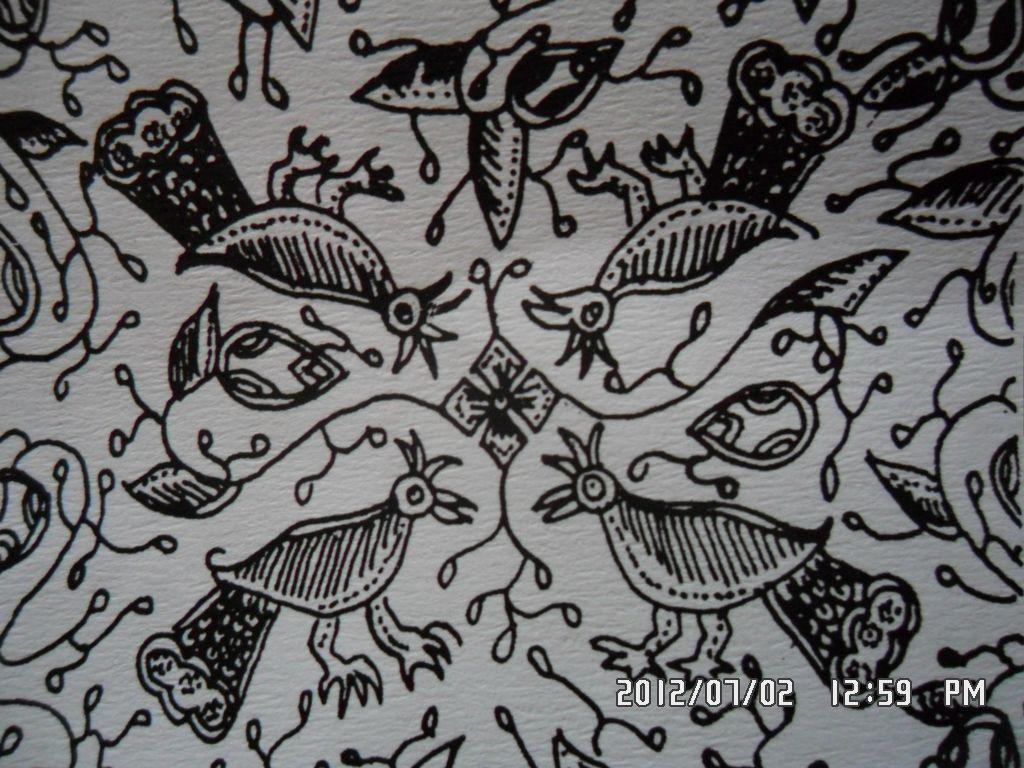 Makna Motif Flora Batik Pekalongan - Batik Indonesia
