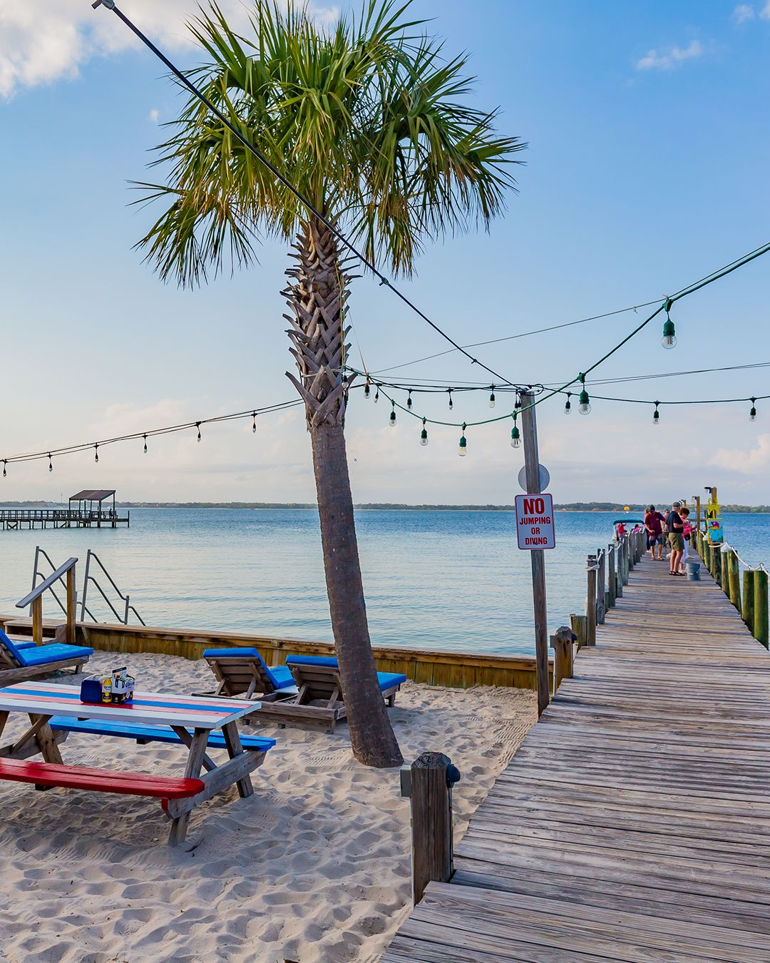 You Came To The Surf And Sand To Party Right Our Beach Bar Guide Will Help You Get Loose Without Having To Jump Florida Vacation Spots Beach Bars Sands Hotel