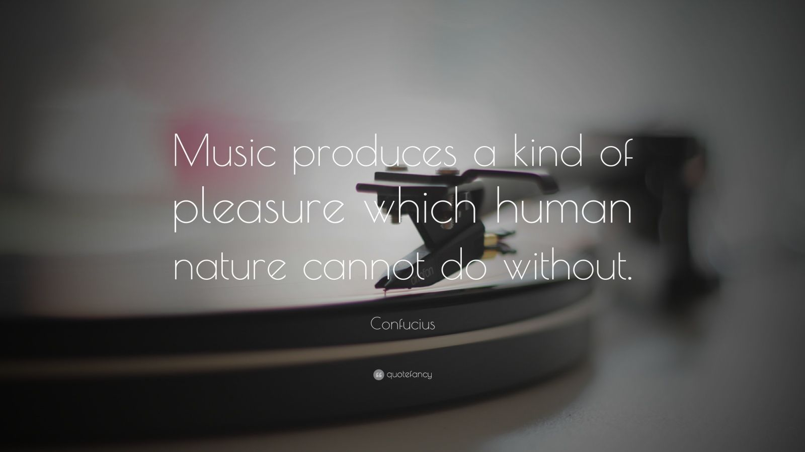 "Citaten Confucius : Confucius quote ""music produces a kind of pleasure which"
