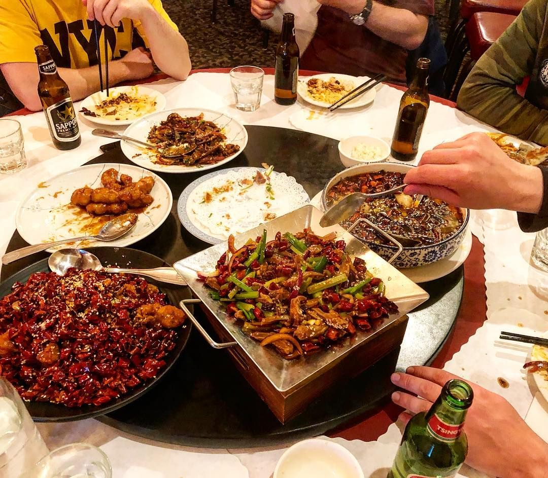 A Dinner To Share At Z Y Chinese Dishes Chinese Food San Francisco Cuisine