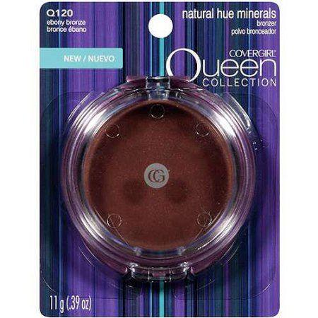 Covergirl queen collection bronzer in ebony bronze