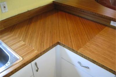 Countertops Flooring Go Eco Friendly Bamboo Countertop Countertops Butcher Block Countertops